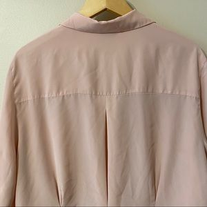 Dior Tops - Christian Dior Vintage Pink Button-Down Blouse